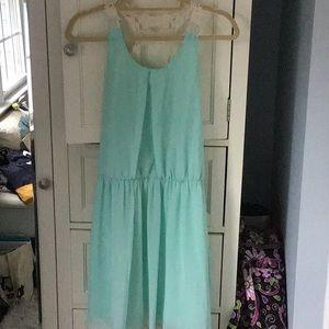 BCX Aqua dress